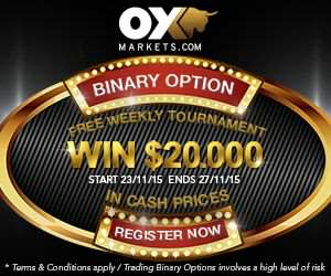 No deposit bonus binary options july 2014