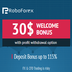 RoboForex Broker Review – use MT4, MT5 and cTrader platforms