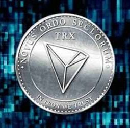 New CryptoCurrency Which can be traded at IQ Option – TRON (TRX) Review