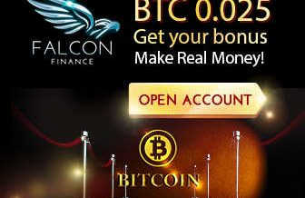 Falcon Finance Broker – Binary Options No Deposit Bonus! USA Customers Welcome & Low Minimum Deposit!