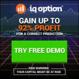IQ Option – Free Demo Account Without Deposit
