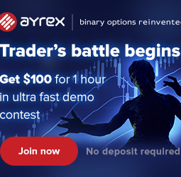 AYREX Review – Low Binary Options Minimum Deposit
