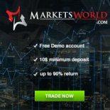 MarketsWorld Broker Review – Binary Options USA Trading Customers Welcome
